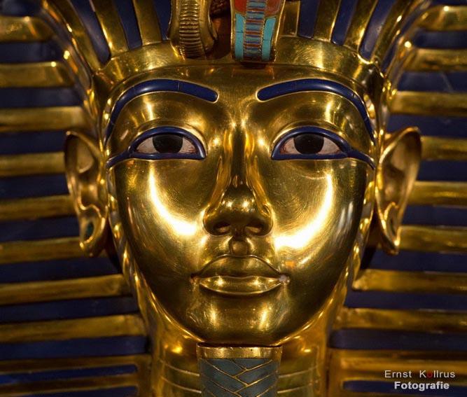 Tutanchamun Totenmaske